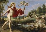 アポローンとピュトン