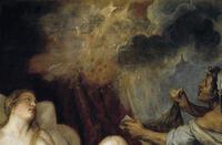 ペルセウスの母ダナエー