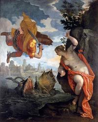 ペルセウスとアンドロメダ
