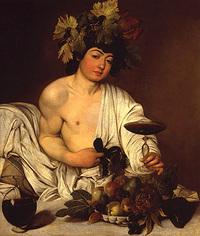 ディオニュソス、テーバイへの凱旋 1