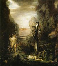 ヘラクレスの功業2:ヒュドラーの退治
