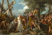 アルゴー船の遠征 3 イアソーンに一目惚れメーデイア姫