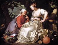 ウェルトゥムヌスとポーモーナ
