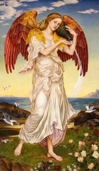曙の女神エーオース