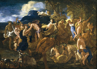 ディオニュソス、テーバイへの凱旋 2