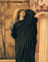 供養する女たち【1】オレステスと姉エレクトラの再会