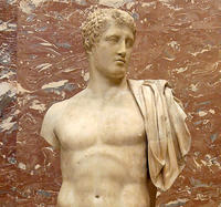 【第5歌】前編:ディオメデス、アフロディテを傷つける。
