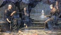 運命の3女神:クロトー、ラケシス&アトロポス