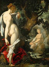両性具有ヘルマプロディートスの妖しい美しさ!