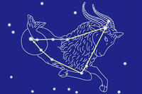 山羊座:半人半獣アイギパーンとシューリンクス