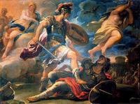 ローマ建国の祖アイネイアース4