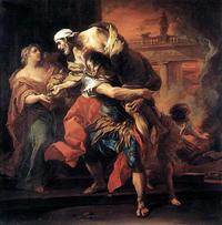 ローマ建国の祖アイネイアース1