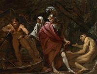 ローマ建国の祖アイネイアース3
