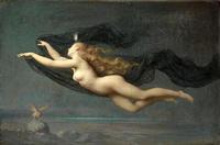 夜の女神ニュクス