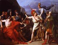 第九歌後編:アキレウスの怒り、静まらず