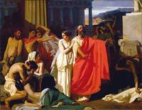 オイディプス王の娘アンティゴネの短い生涯
