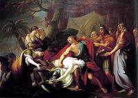 【第18歌】前編:アキレウスの嘆きと母テティス