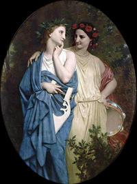プロクネとピロメラ姉妹、蛮族の王テーレウス1