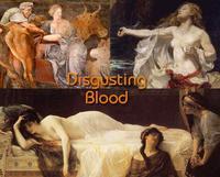 忌まわしき血!母パーシパエーと姉妹アリアドネーとパイドラー