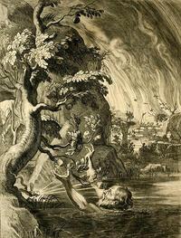 神々に愛されたタンタロスの奇妙な行動と永遠の罰