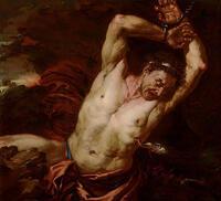 プロメテウスではなく、ティテュオス