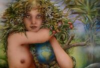 女神へ力テー、アテナ、アルテミスは珍しく処女神