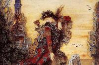岩の上のサッフォー〈巫女の聖性〉