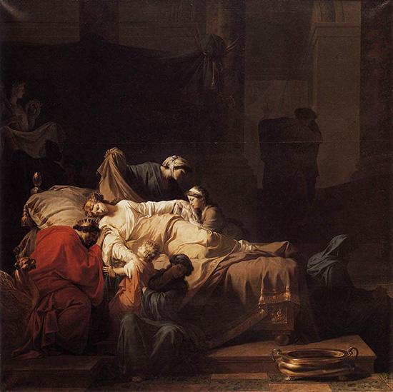 アルケスティスの死
