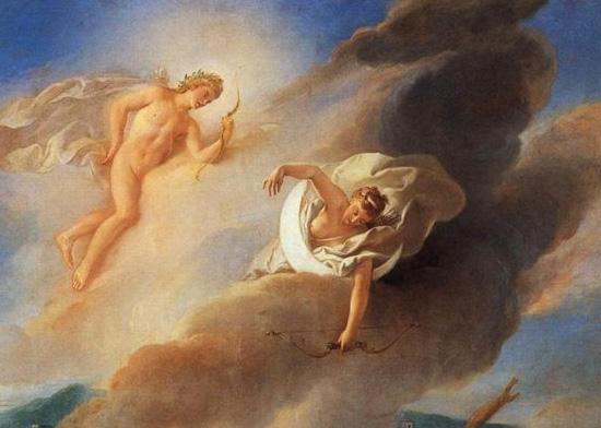 アルテミス、ニオベーの子を射殺2