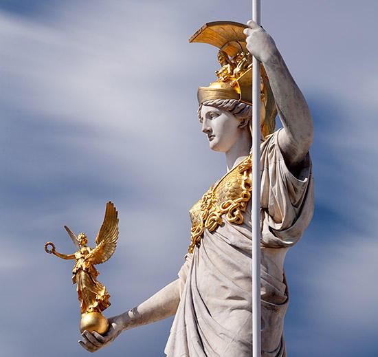 女神アテーナ