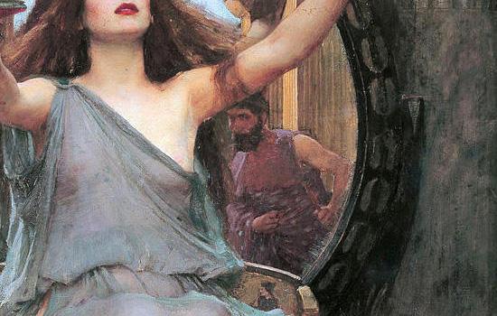 鏡に映るオデュッセウス