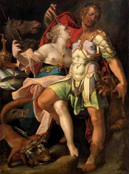 オデュッセウスとキルケ