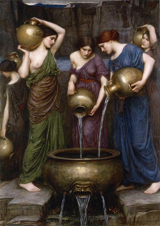 ダナオスの娘たち