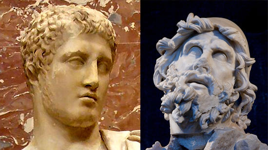 ディオメデスとオデュッセウス