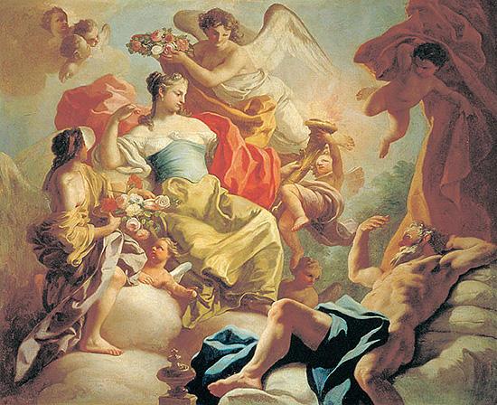 ギリシャ神話|その他:曙の女神...