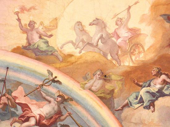 太陽神ヘーリオス