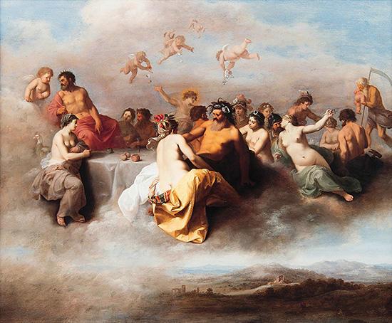 神々の会合