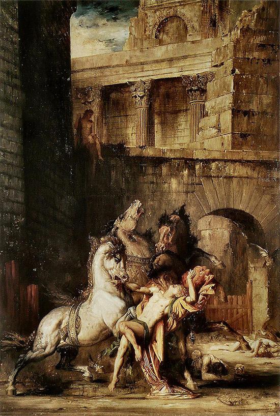 ディオメデスの人食い馬