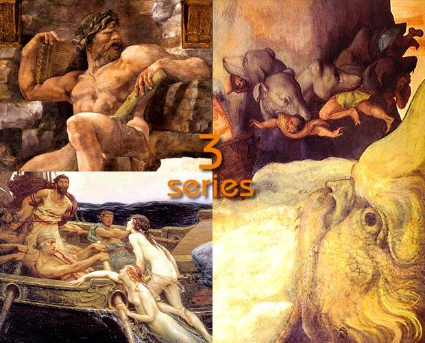 『オデュッセイア』に登場する怪物 ベスト3