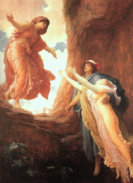 ギリシャ神話|ハーデース:ペルセポネーの略奪