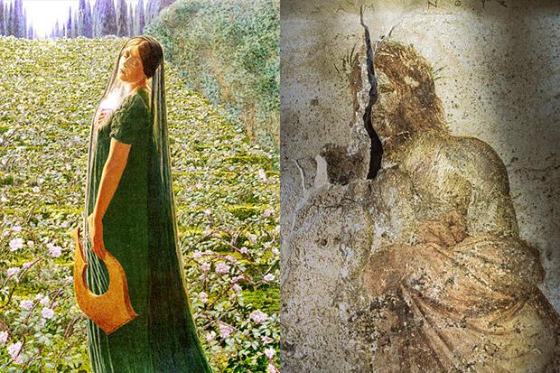 エリュシオンの野とラダマンテュス