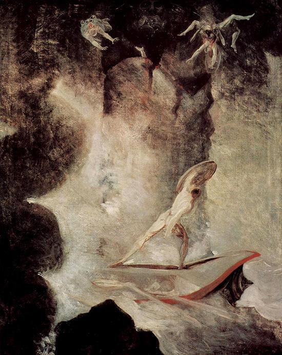 ギリシャ神話|オデュッセイア:【第12歌】後編:スキュラとカリュブディス