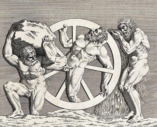 ギリシャ神話|ゼウス:イクシオ...