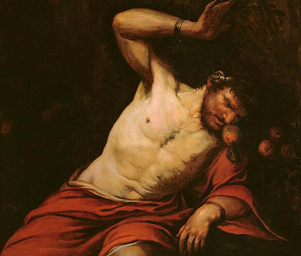 ランゲッティ〈タンタロスの拷問〉