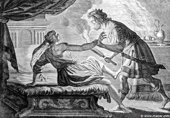 テーレウスとピロメラ