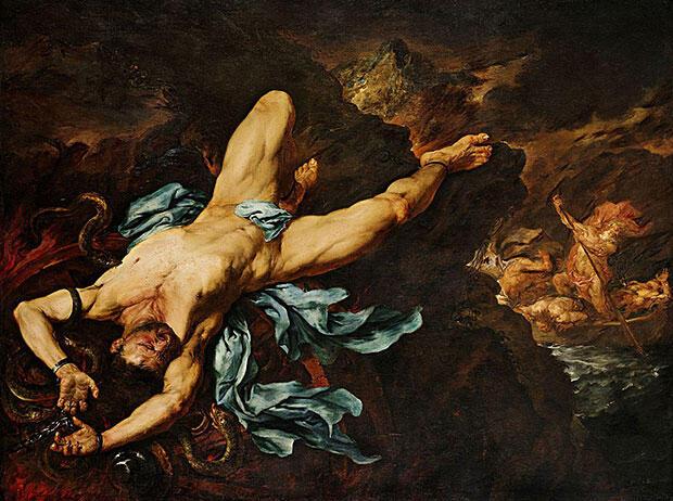 イクシオンの拷問