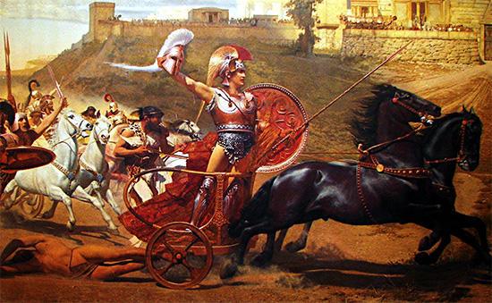 アキレウスの凱歌