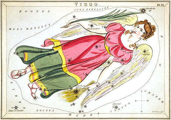 ギリシャ神話|星座の神話:おと...